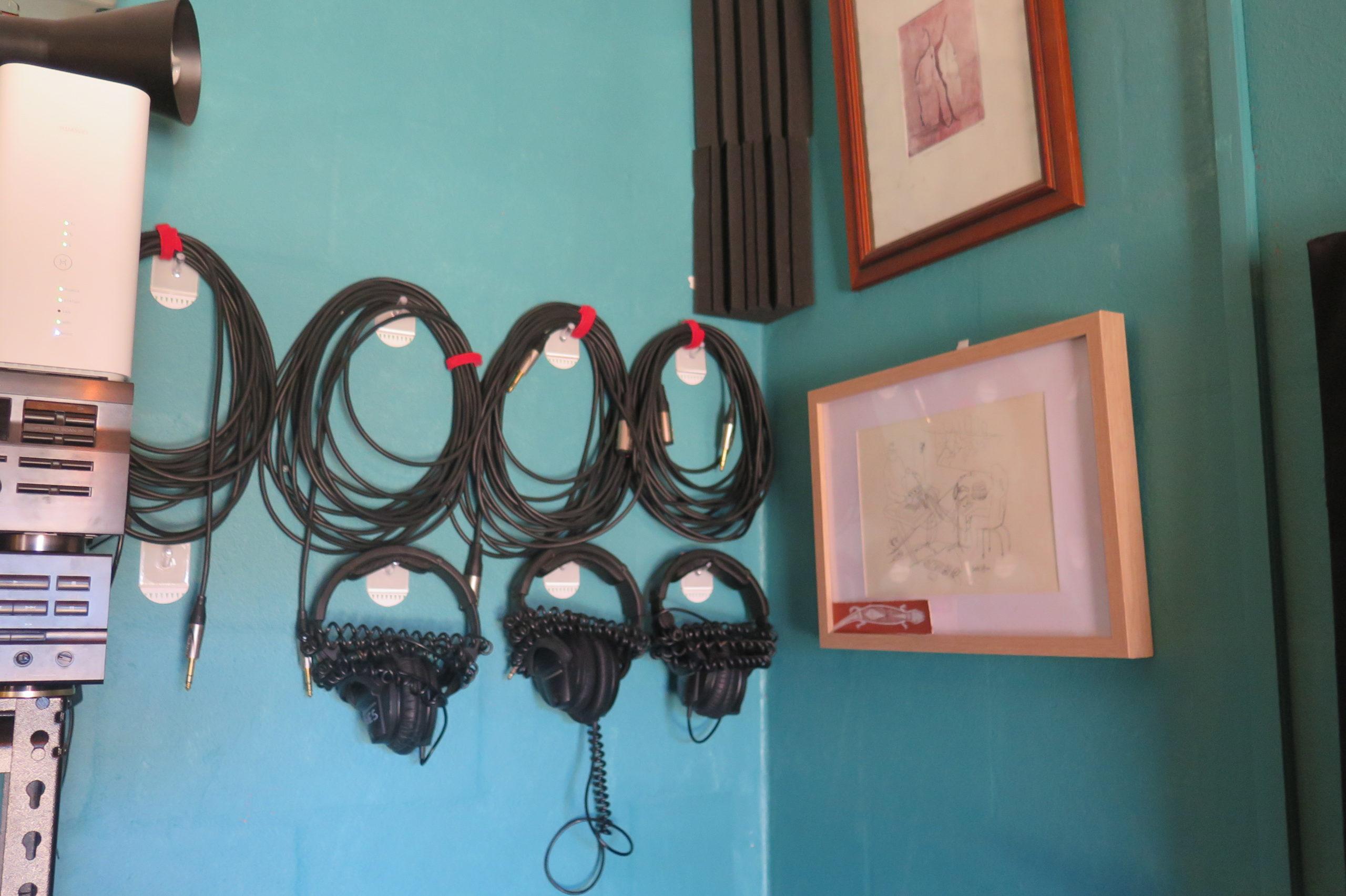 Left of Elephant Sound Basso Project Studio